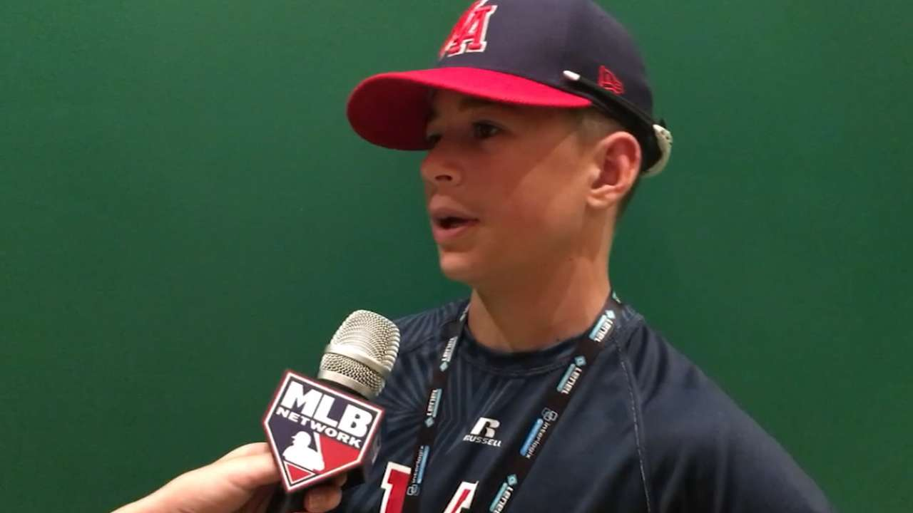 'The Grove' a place for LLWS players to bond