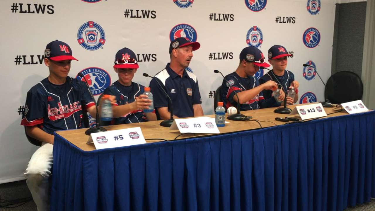 New York punches ticket to LLWS final