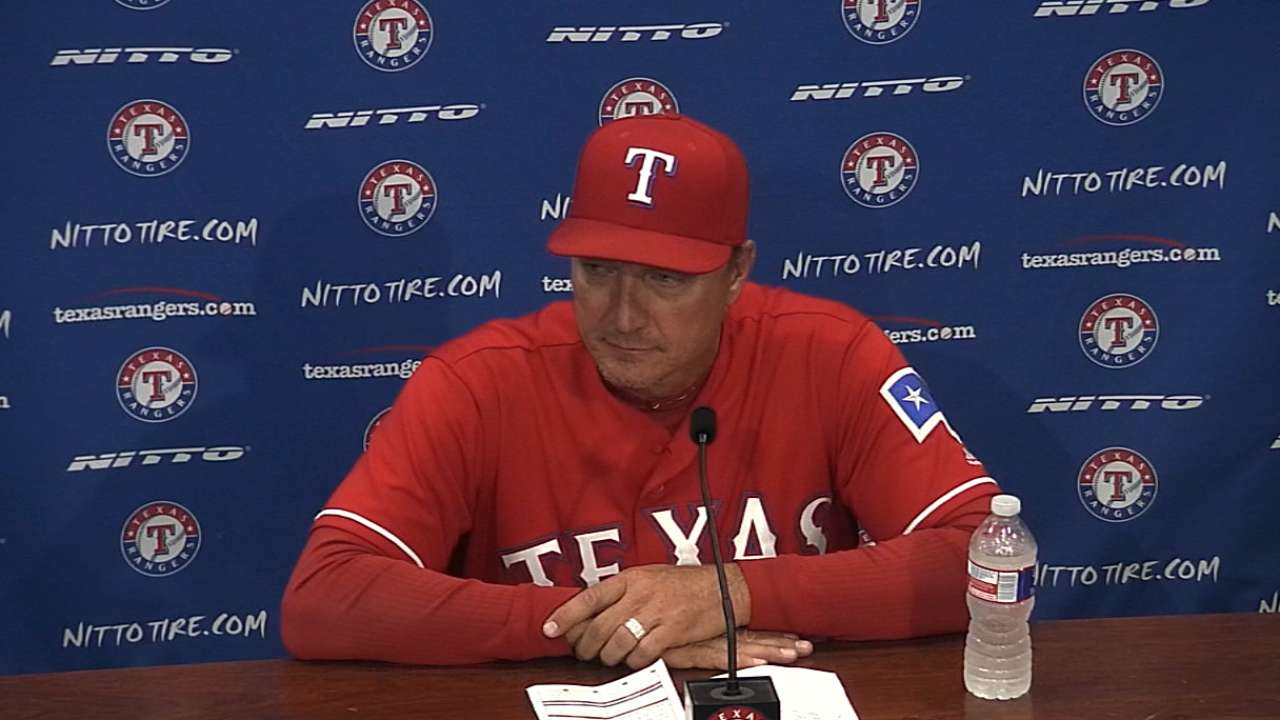 Banister on big win