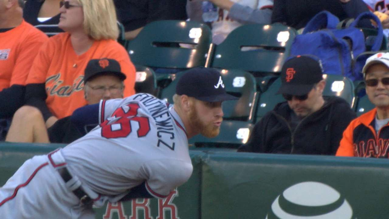 Folty thrives while keeping emotions in check