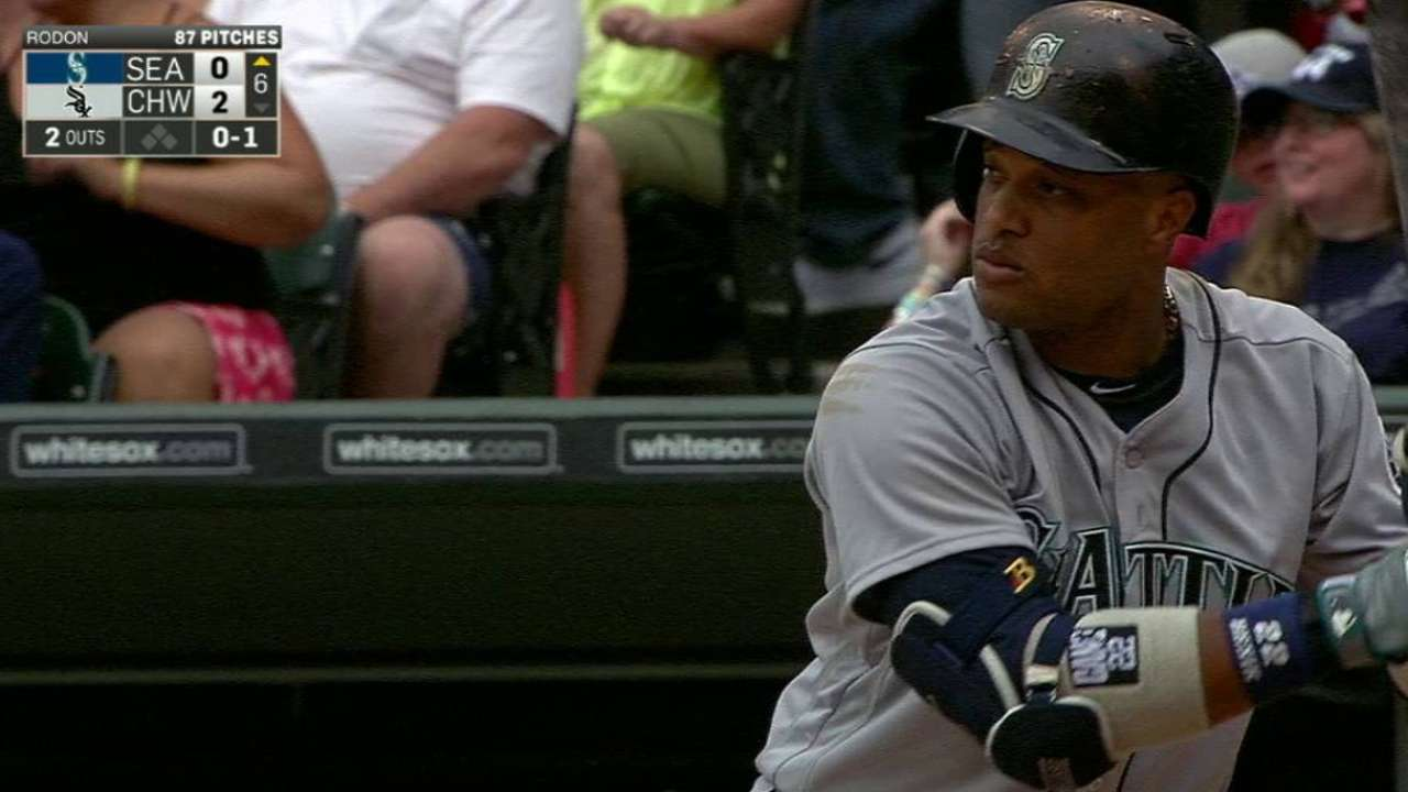 Mariners on roller-coaster ride to contention