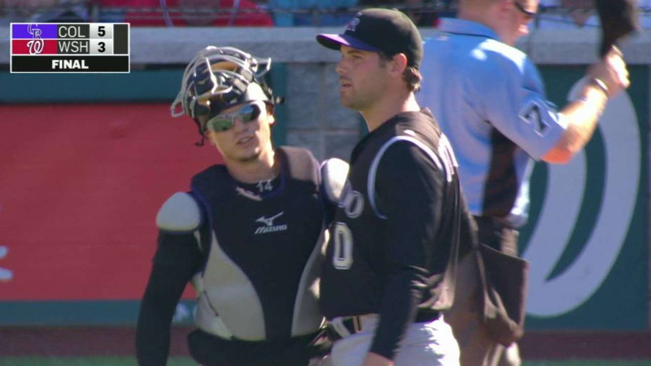 Ottavino earns second save