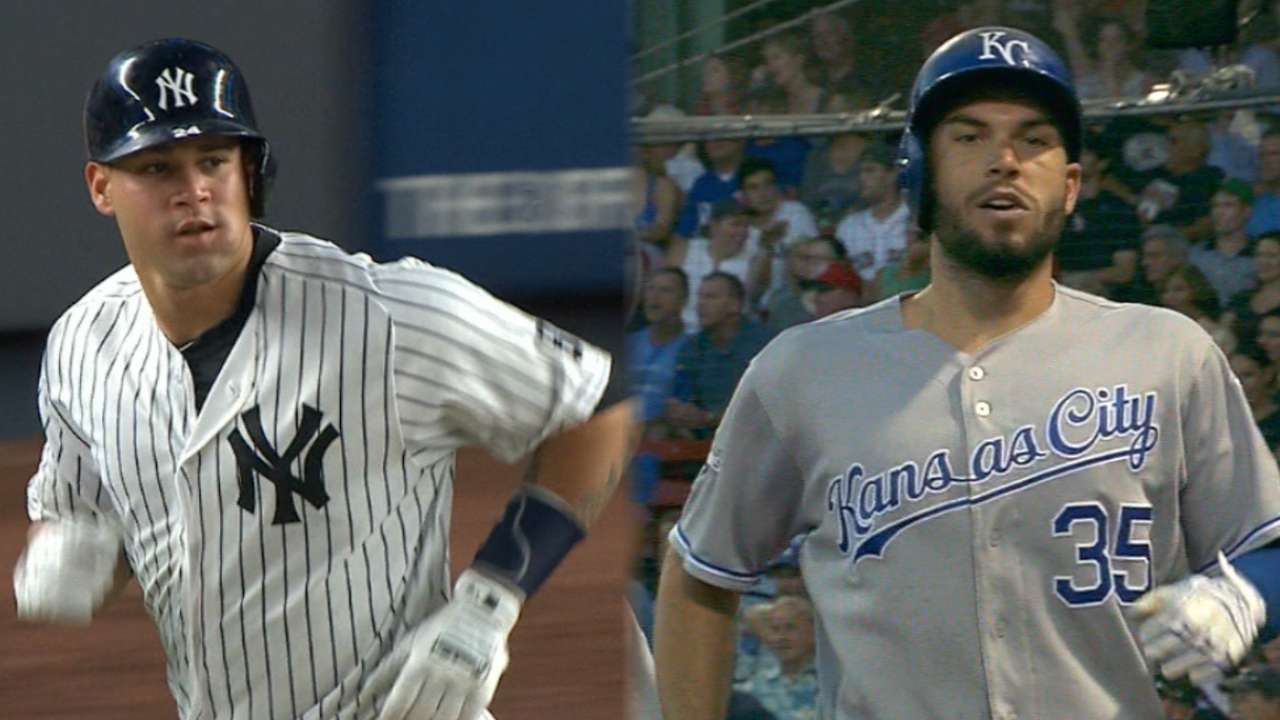 Yankees, Royals ready to rumble