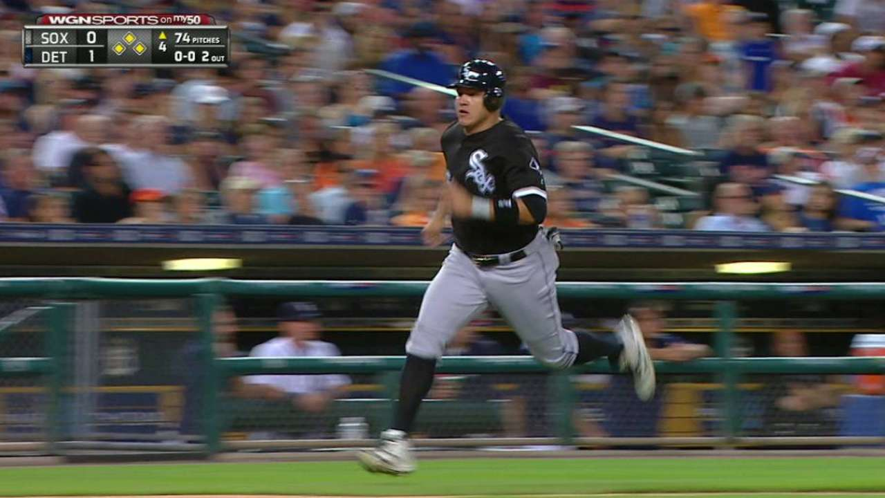 Saladino's two-run single