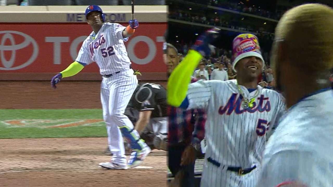 Cespedes' walk-off HR lifts Mets over Marlins