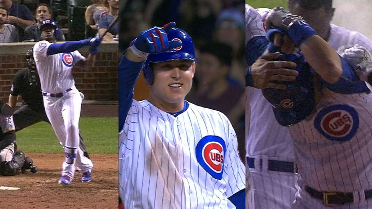 Must C: Cubs walk off in 13th