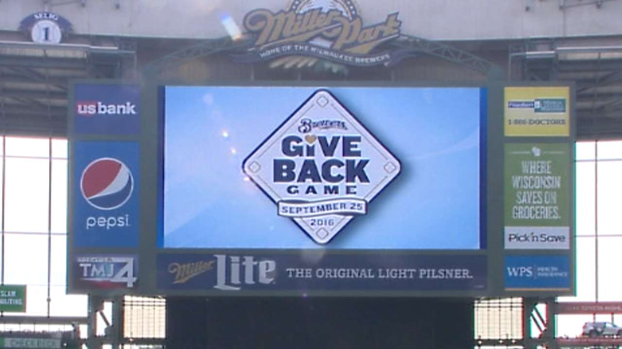 Crew announces Give-Back Game to benefit community