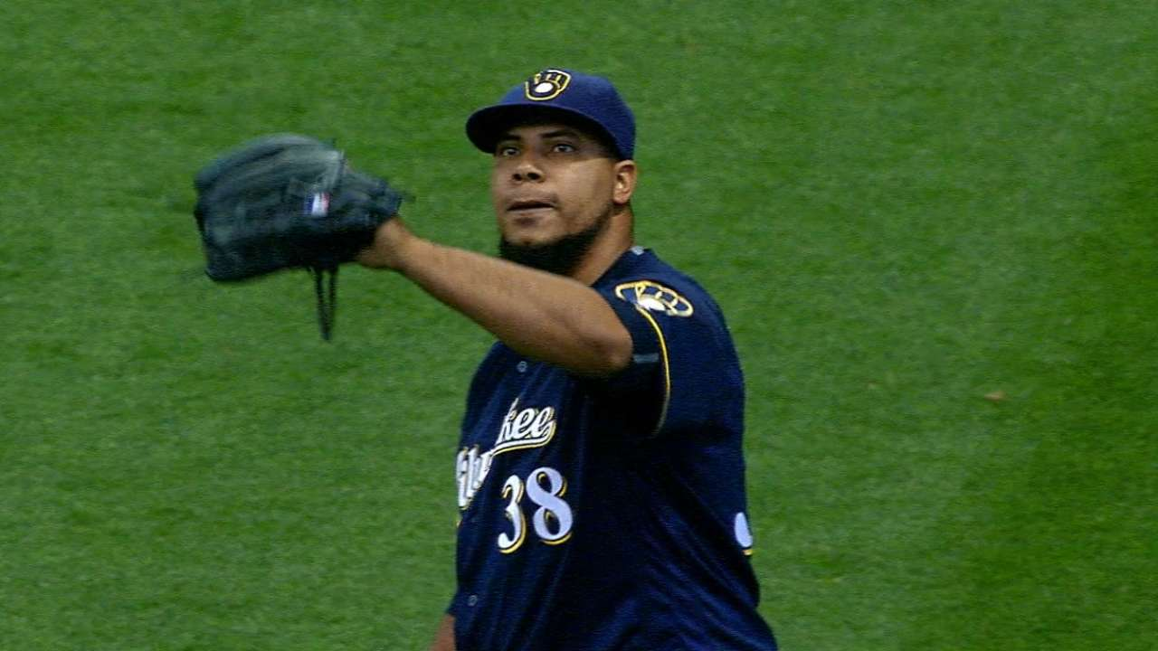 Peralta delivers best outing of 2016 vs. Cards
