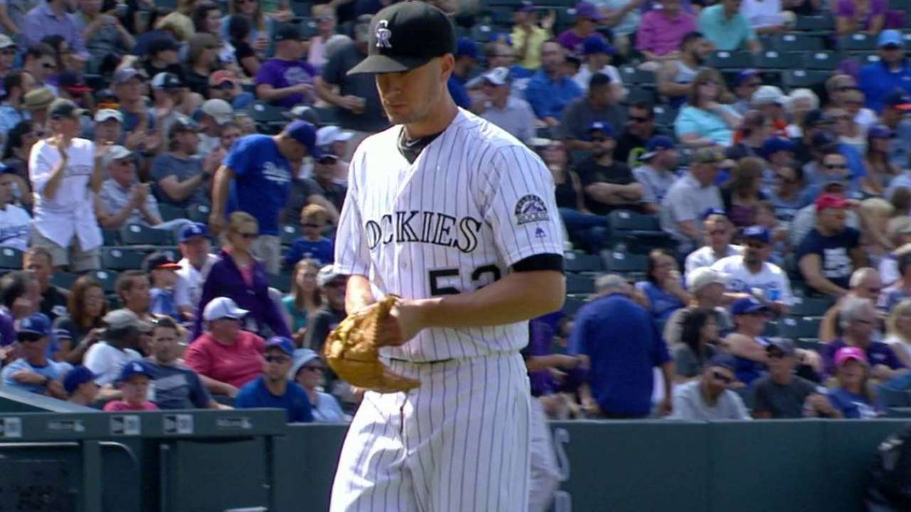 Rusin strikes out Kendrick