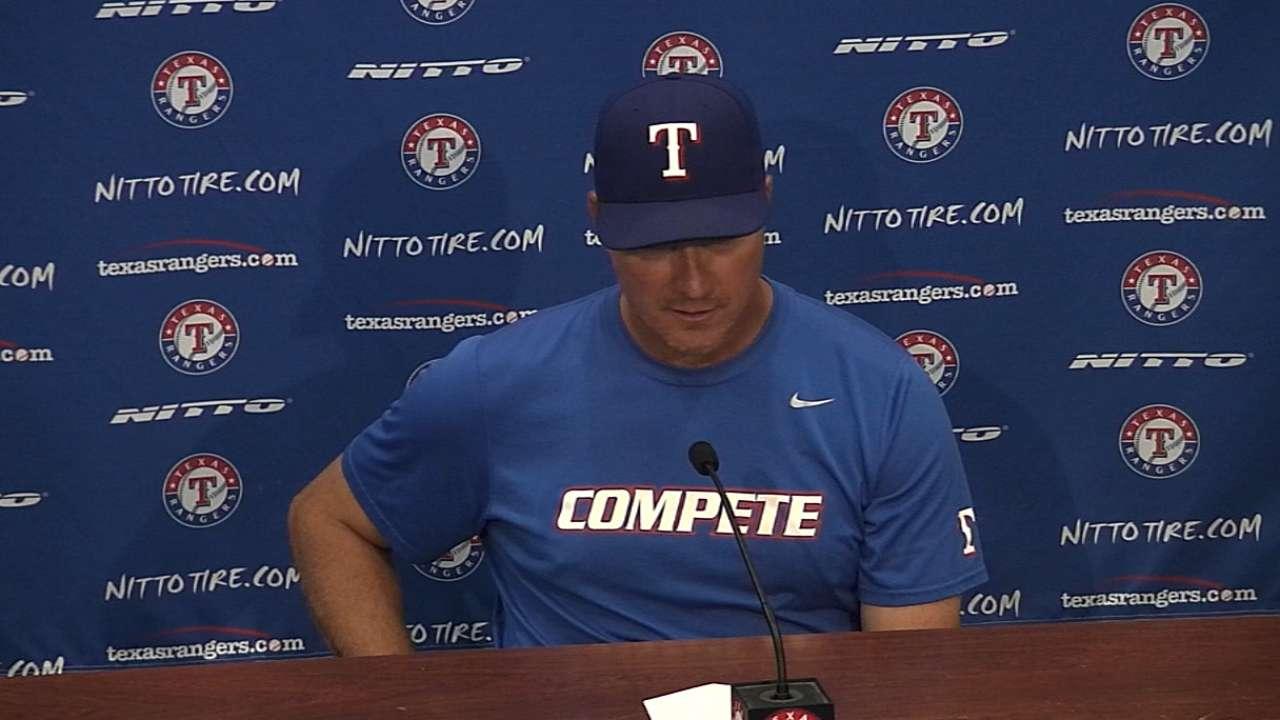Rangers maintaining focus despite defying odds