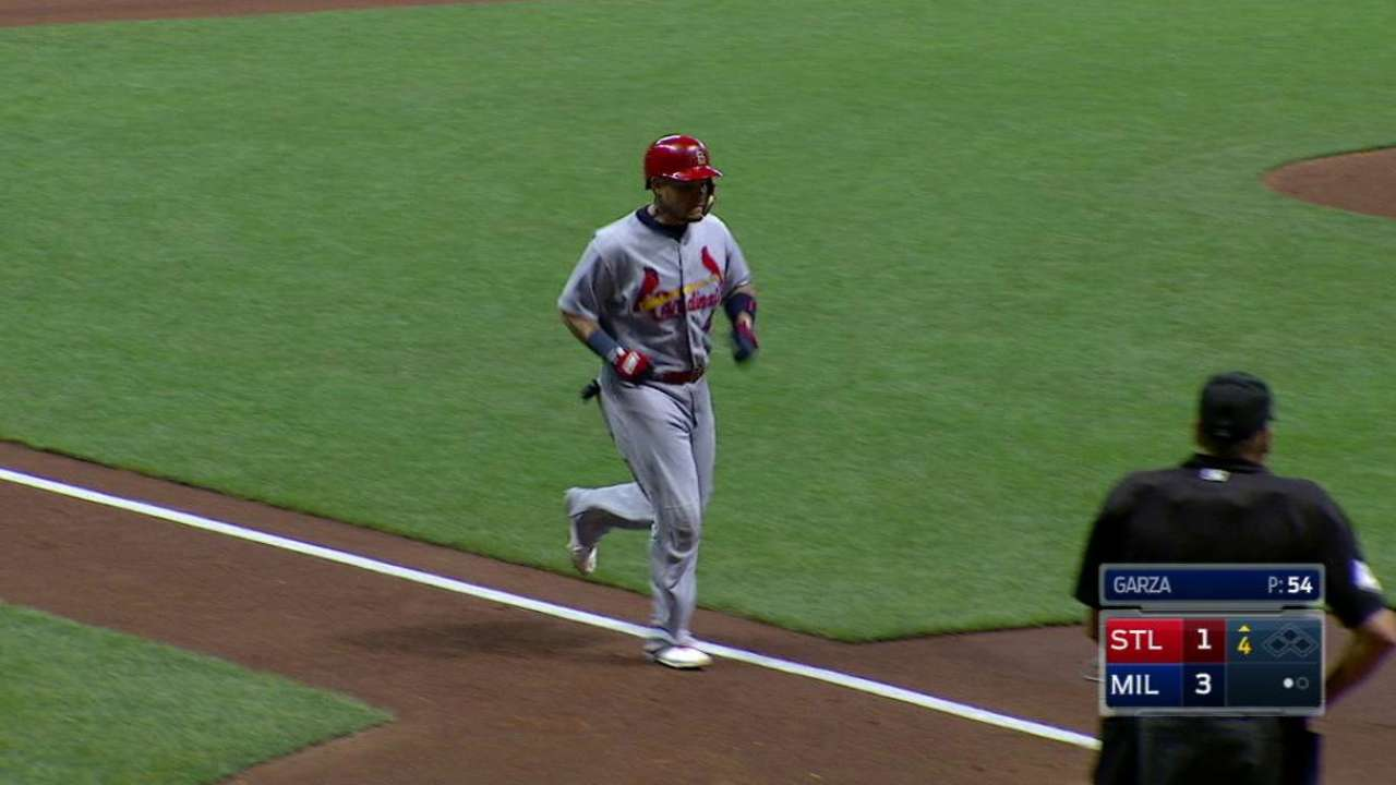 Power surge: Cards relying on long ball in '16