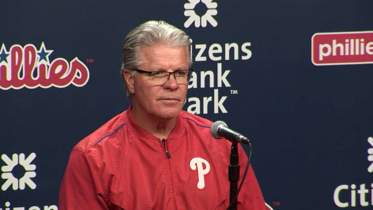 Mackanin wants more offense