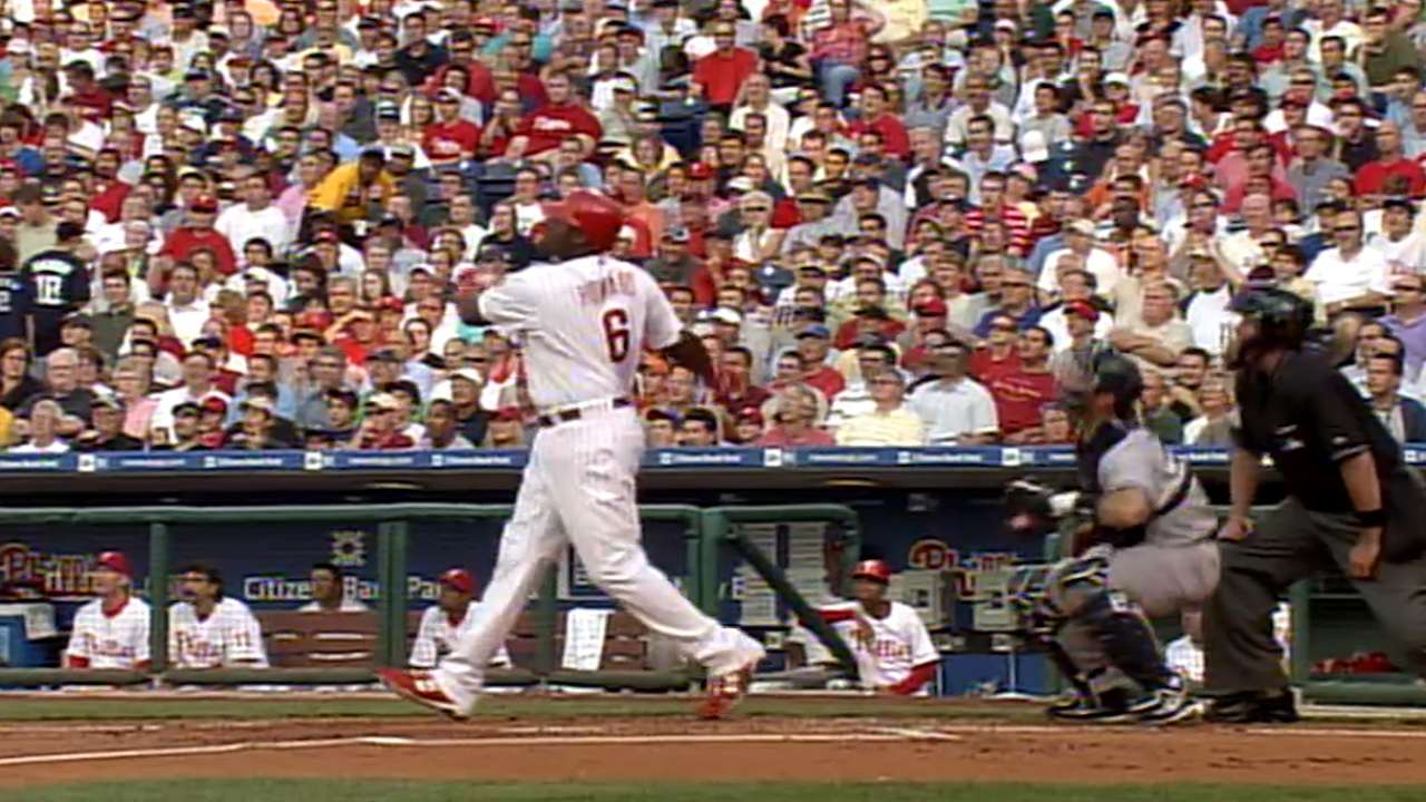 Howard's seven-RBI performance