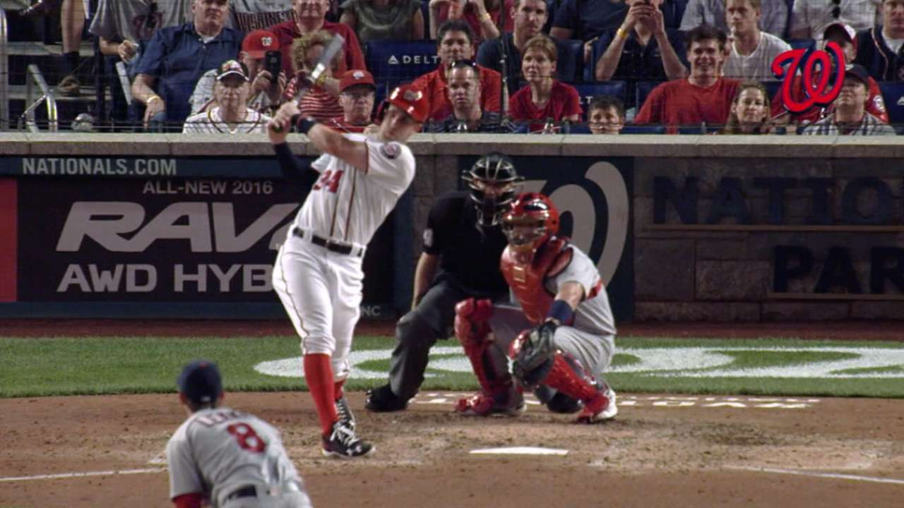 3 Nats in the mix early in All-Star balloting