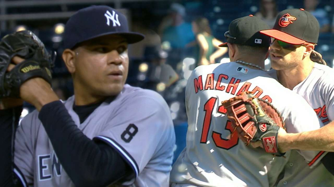 Yankees, Orioles to square off