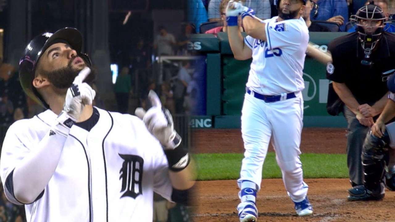 Tigers, Royals cook up showdown