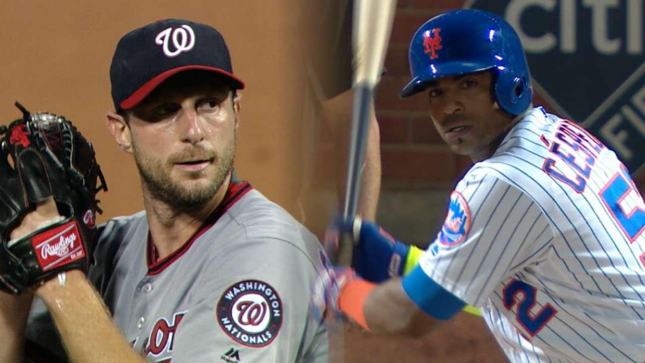 Nationals, Mets battle in Queens