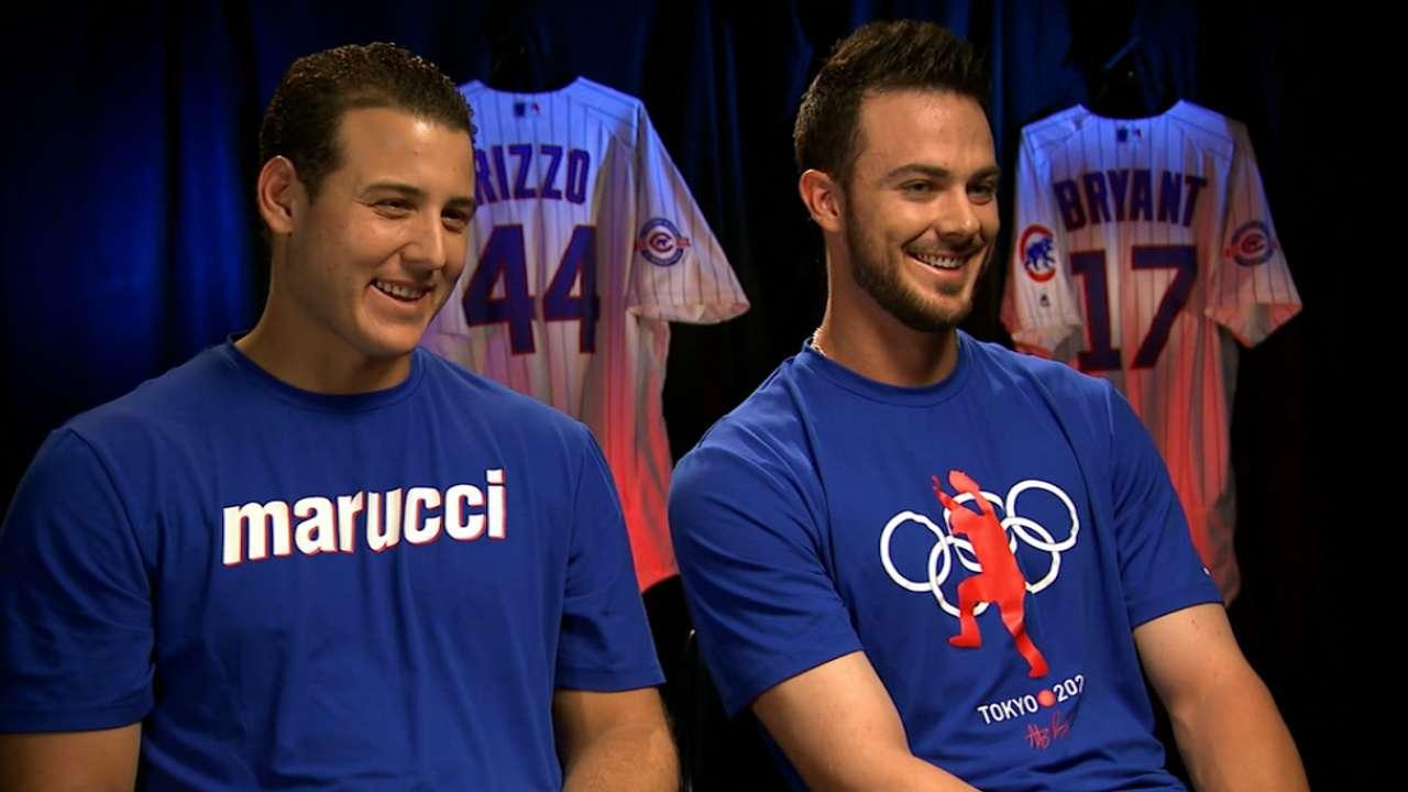 MLB Tonight: Bryant, Rizzo