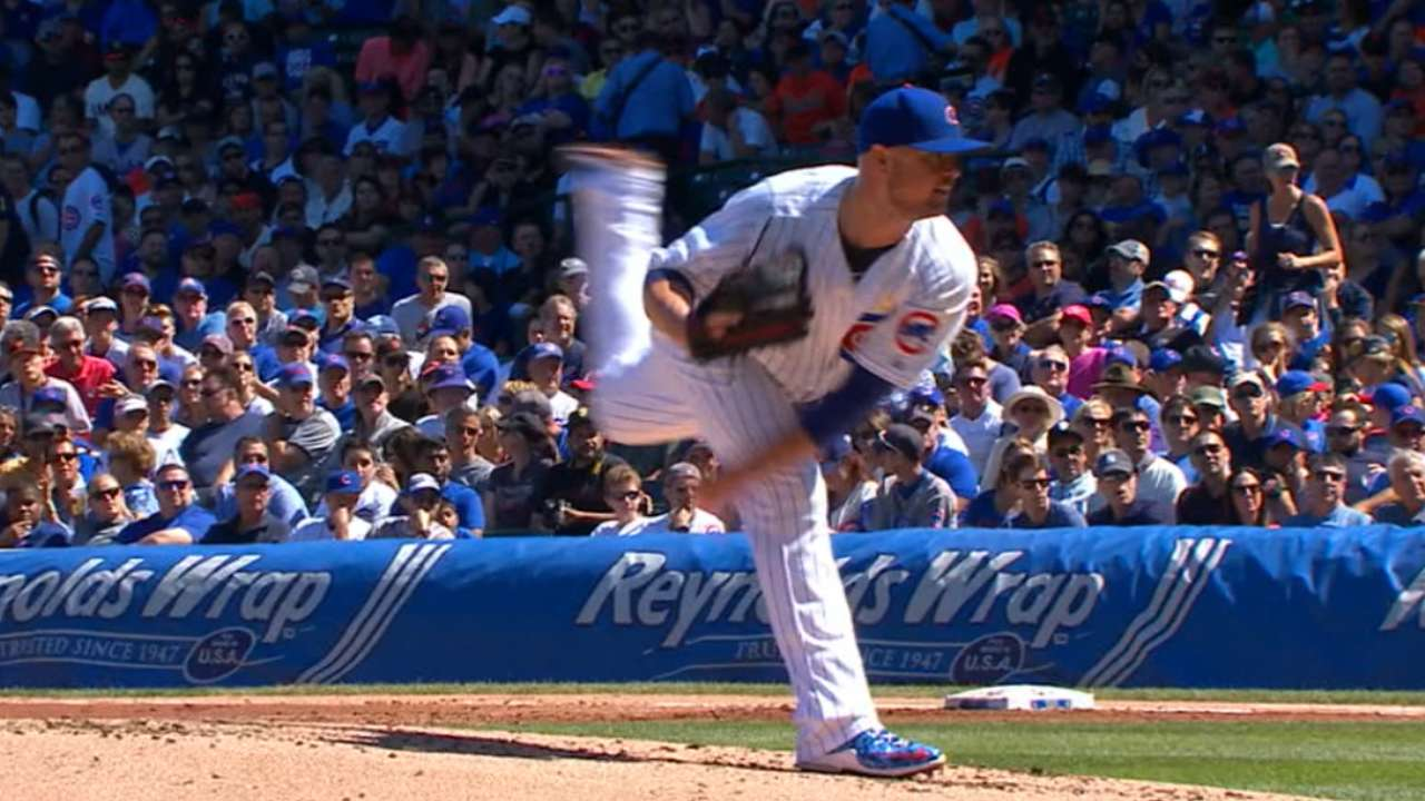 Lester fires complete game