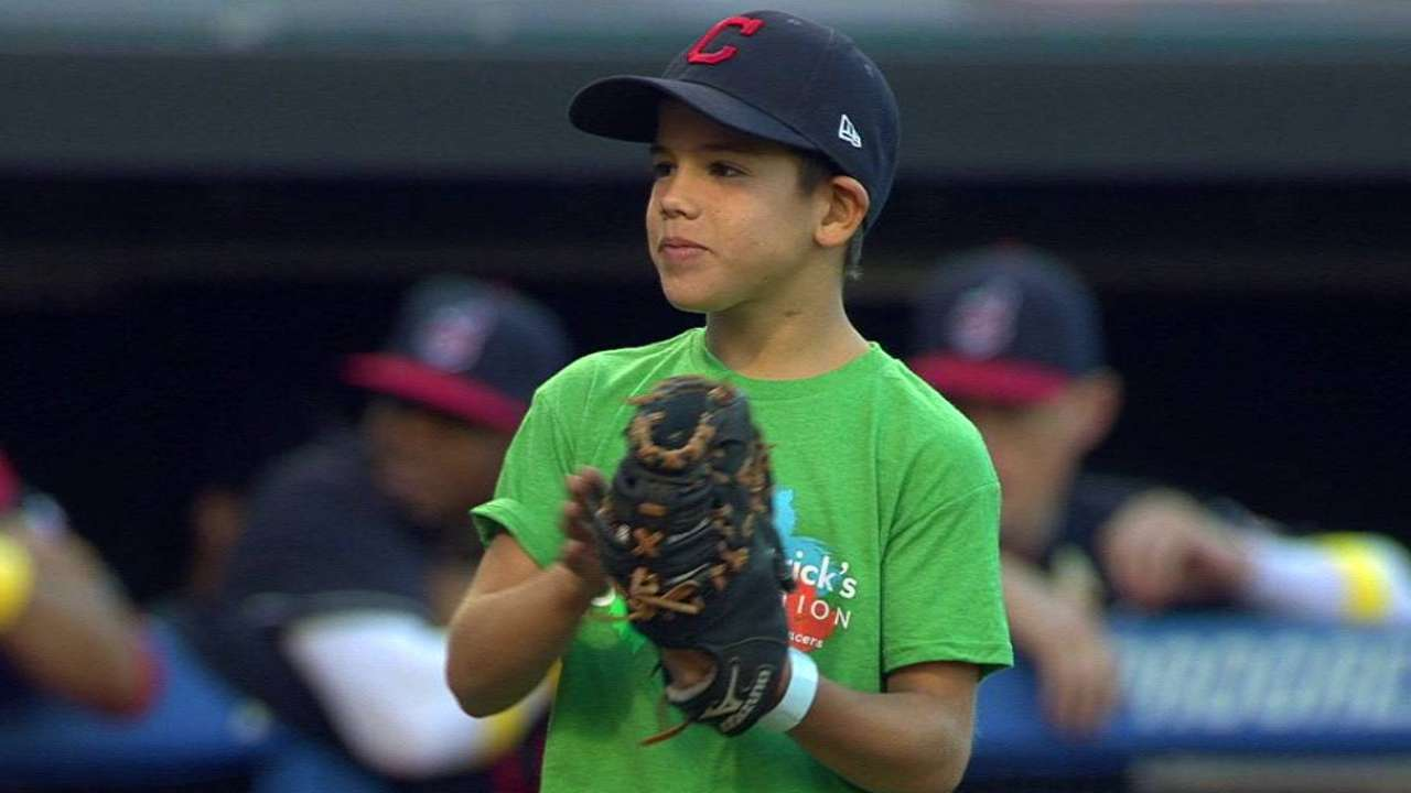 Indians pitch in on Childhood Cancer Awareness Day