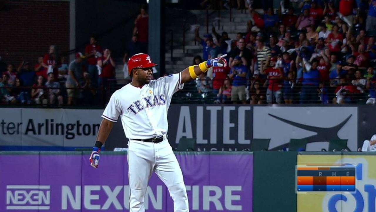 Banister's decision not to bunt pays off big