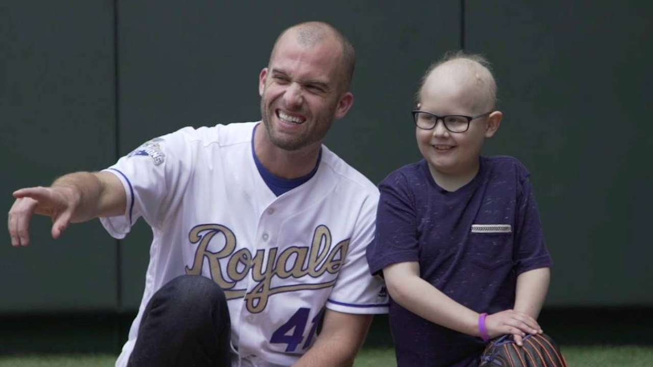 Royals support cancer charities