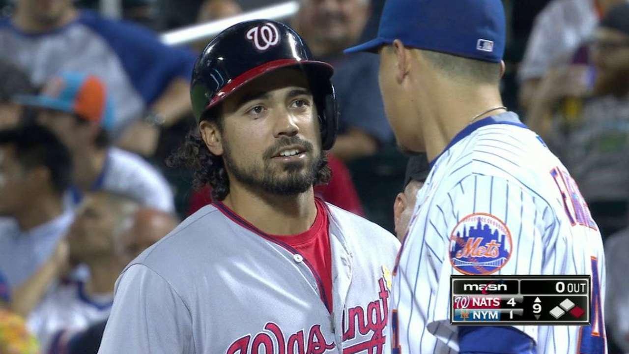Harper, Cole lead Nats over Mets in opener