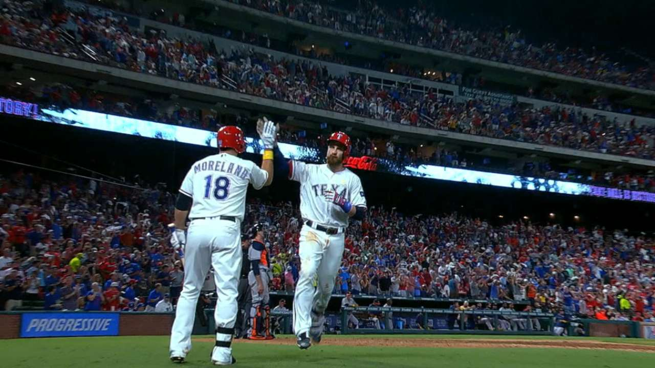 Power Rangers ride 3 HRs to 6th straight win