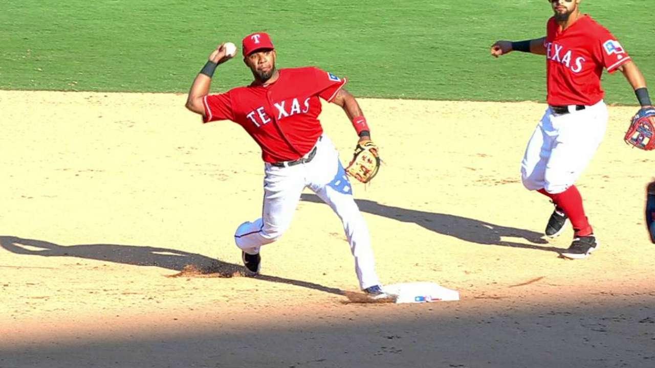 Kela's toughness impresses, bails out Rangers