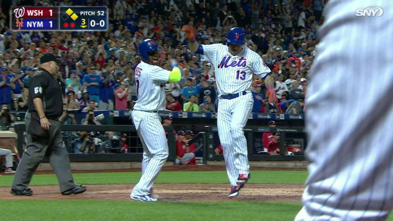 Grandy, Gsellman give Mets Wild Card boost