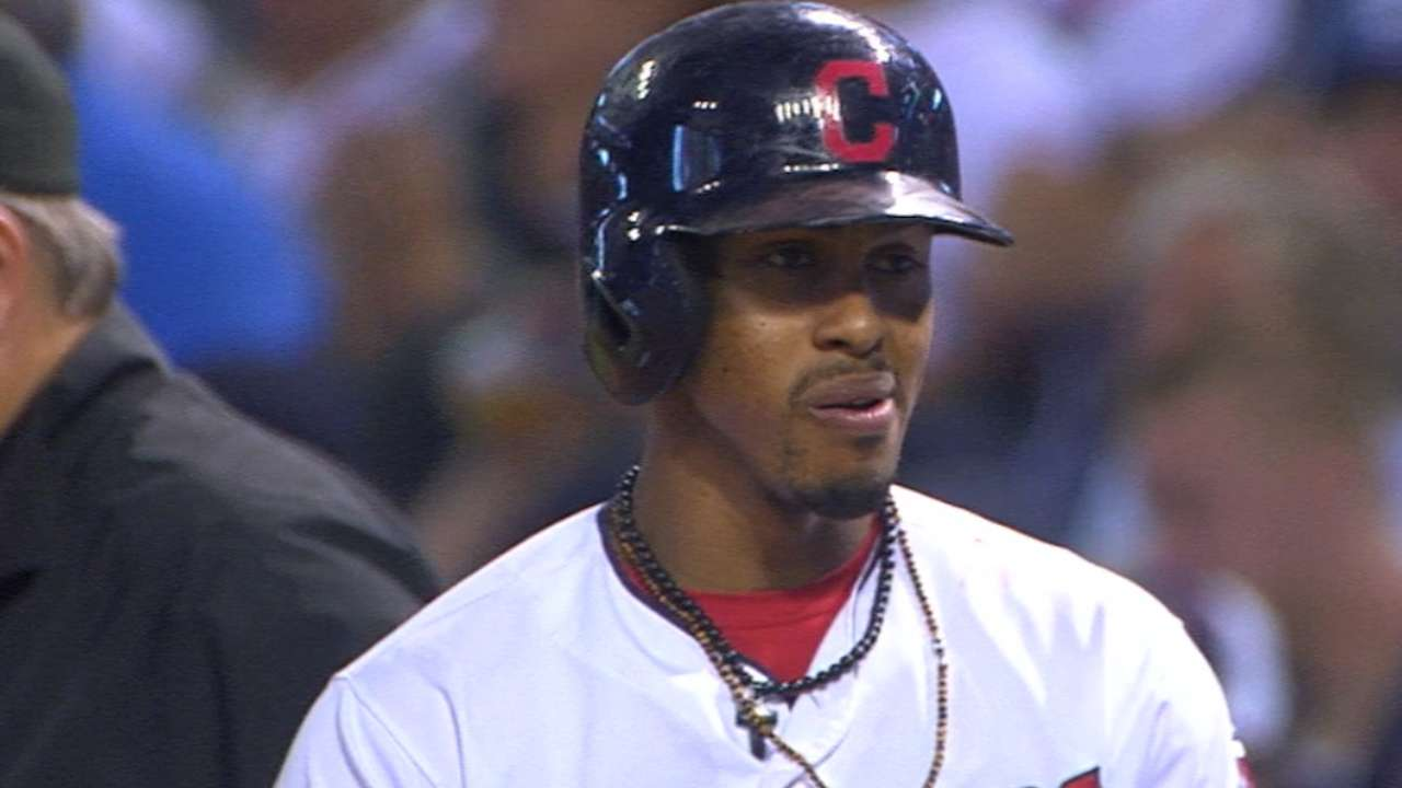 Lindor's four-hit game