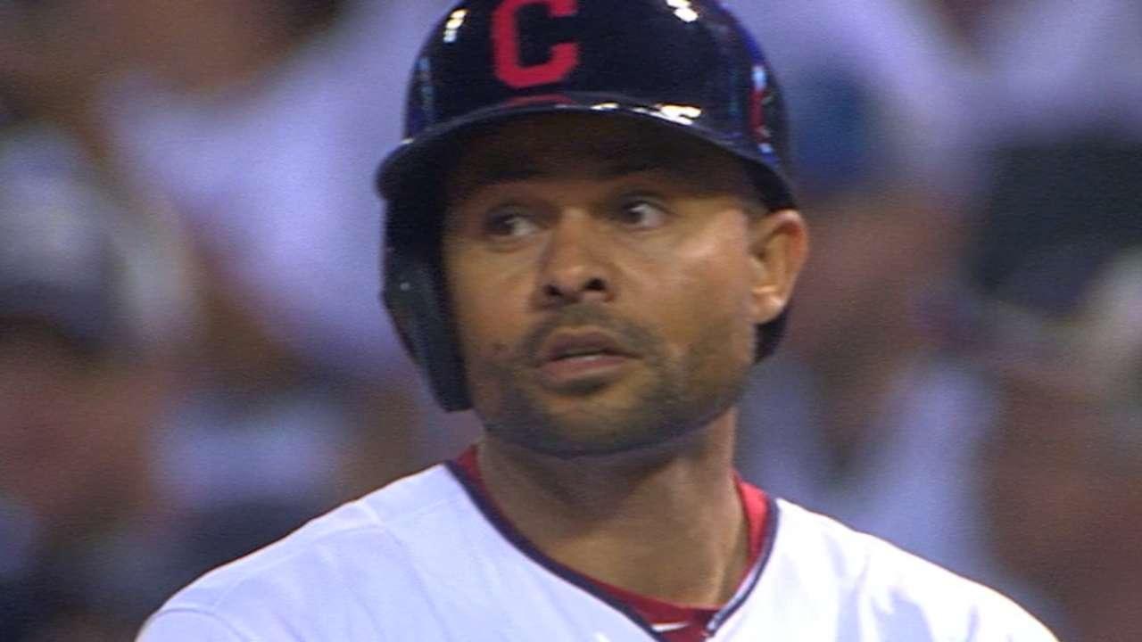 Coco returns, tallies three hits