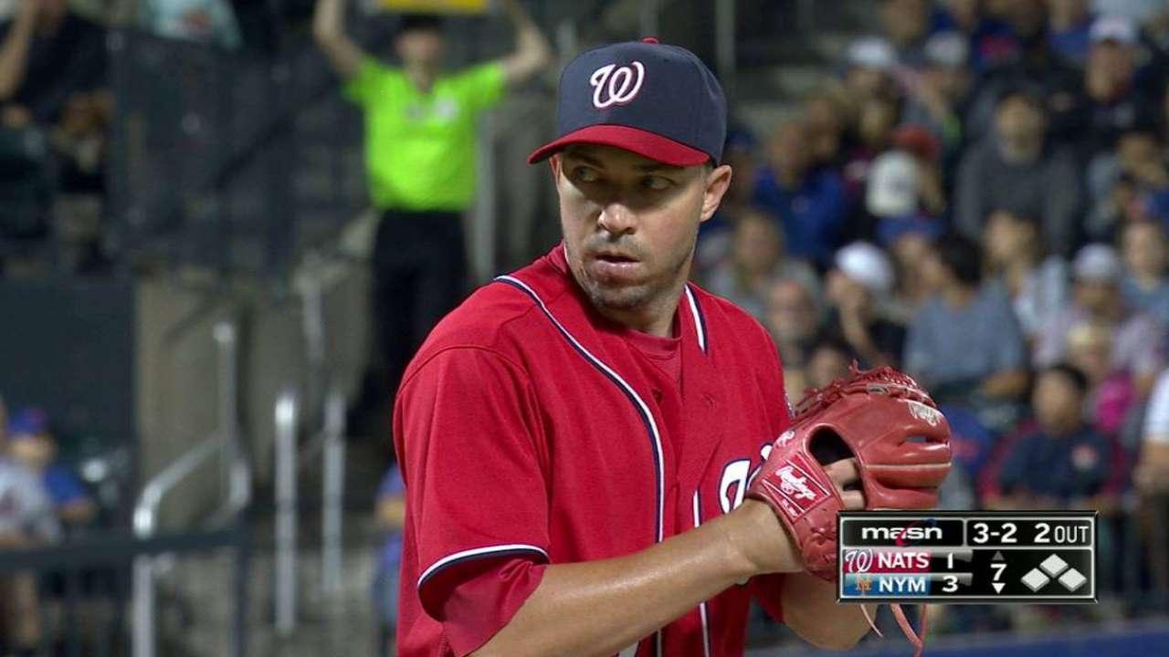 Burnett makes 1st MLB appearance since '14