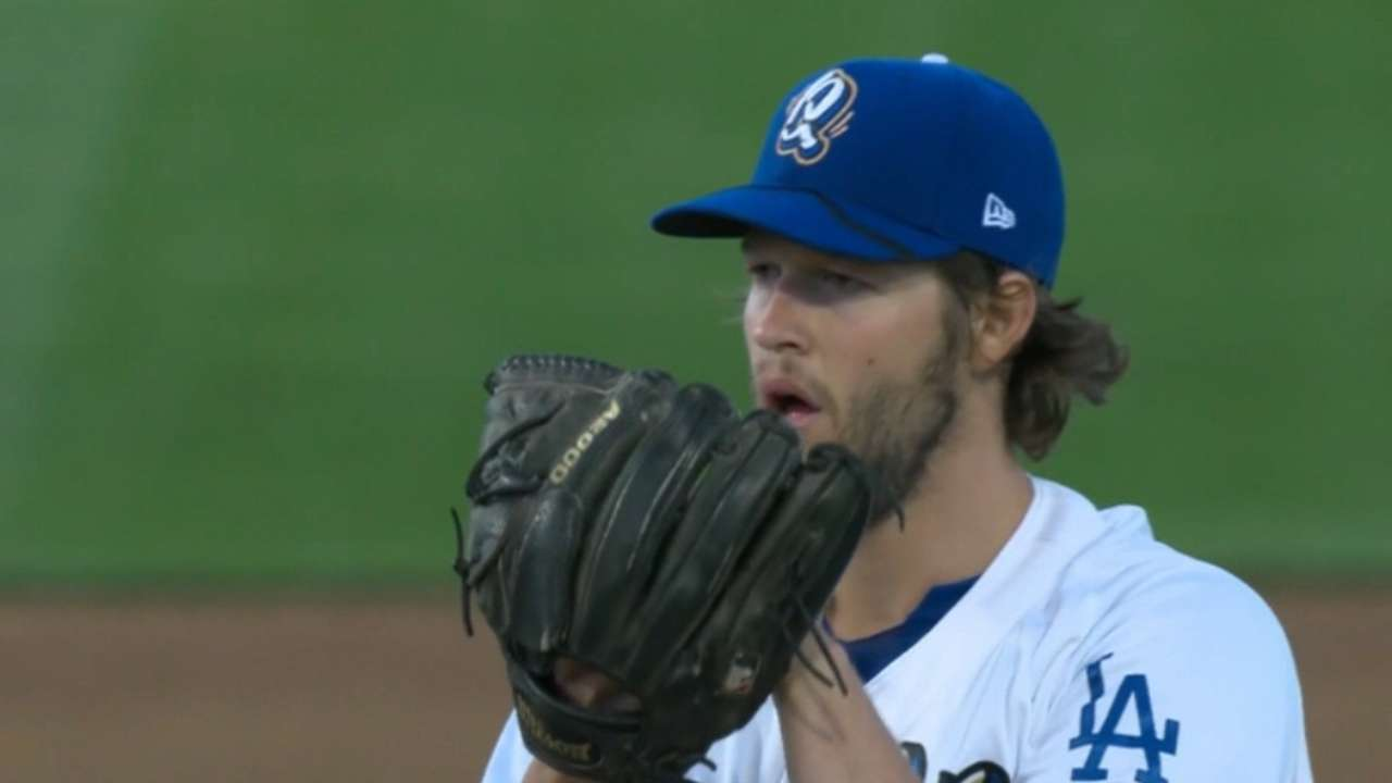 Kershaw may not be back at Cy Young level