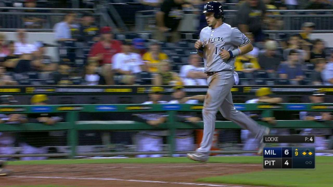 Carter's RBI single in the 9th