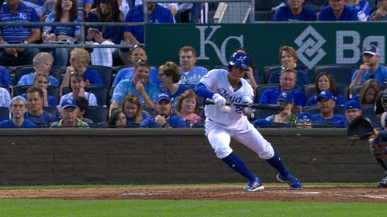 Don't count out these Royals yet