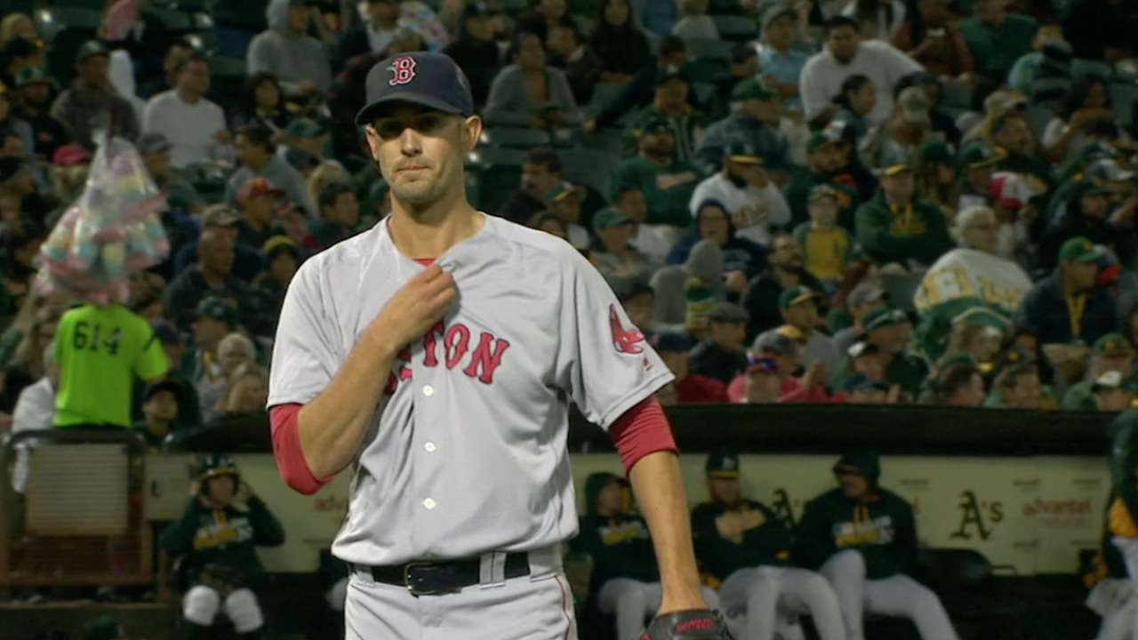Porcello flirts with perfection, gets 19th win