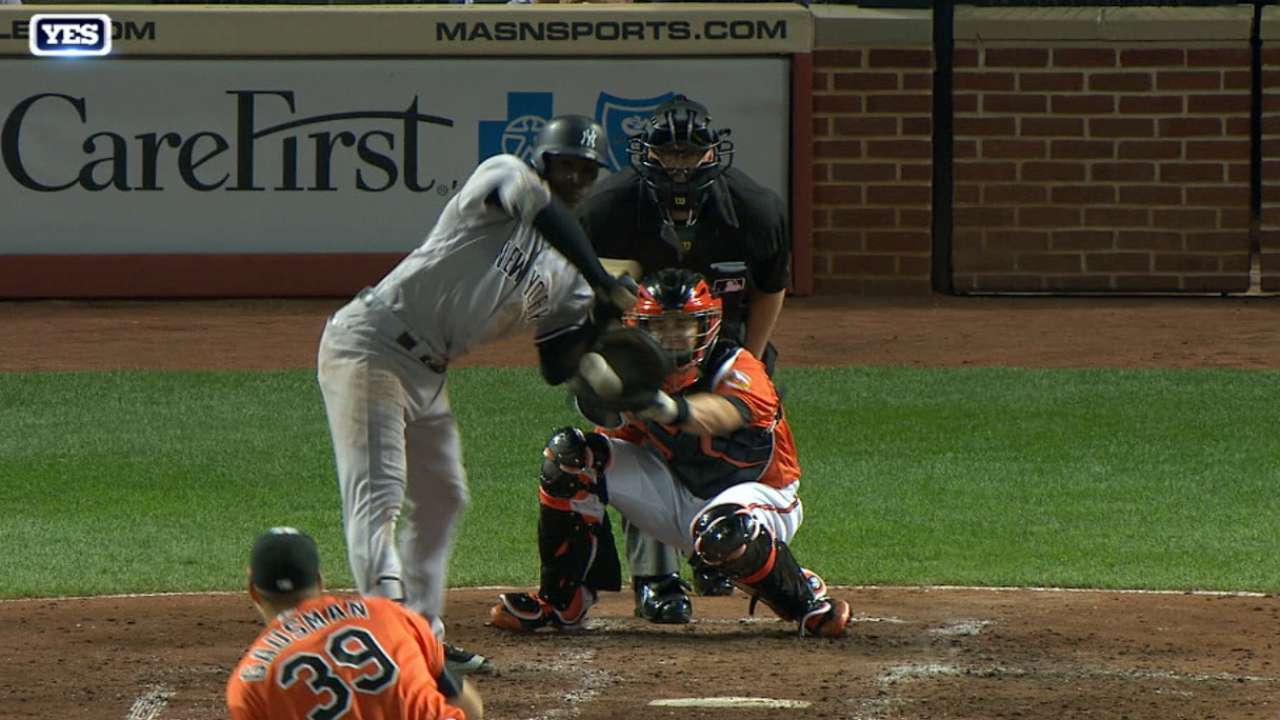 Yanks hope banged-up Didi benefits from rest