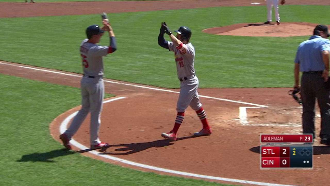Cards keep hold of Wild Card spot with finale win