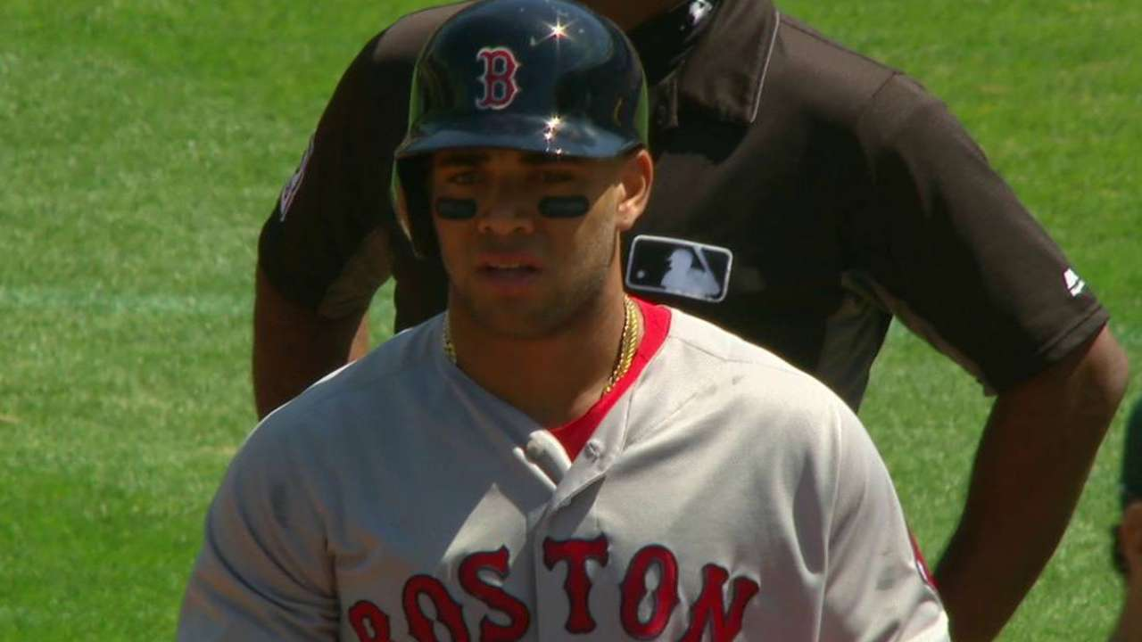 Moncada benefits from first big league stint
