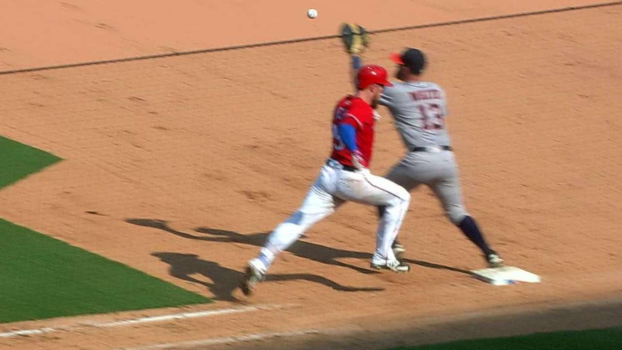 Correa nabs Lucroy
