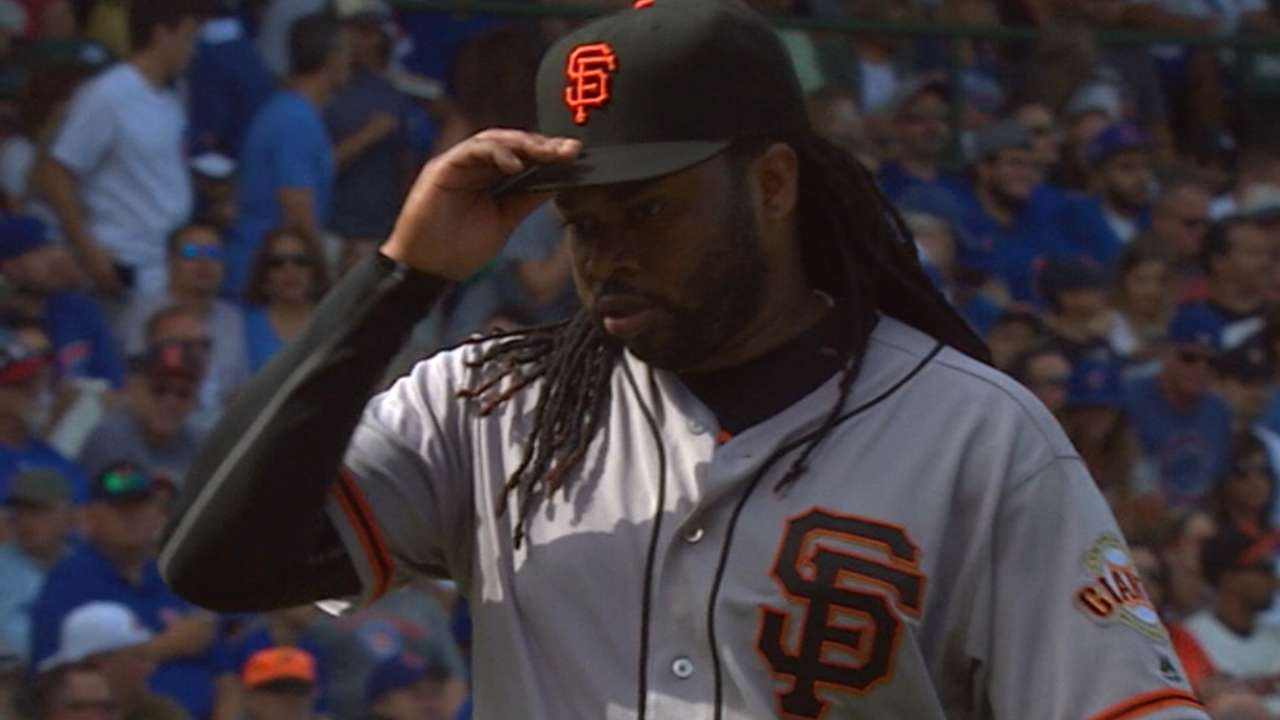 Cueto's seven strong innings
