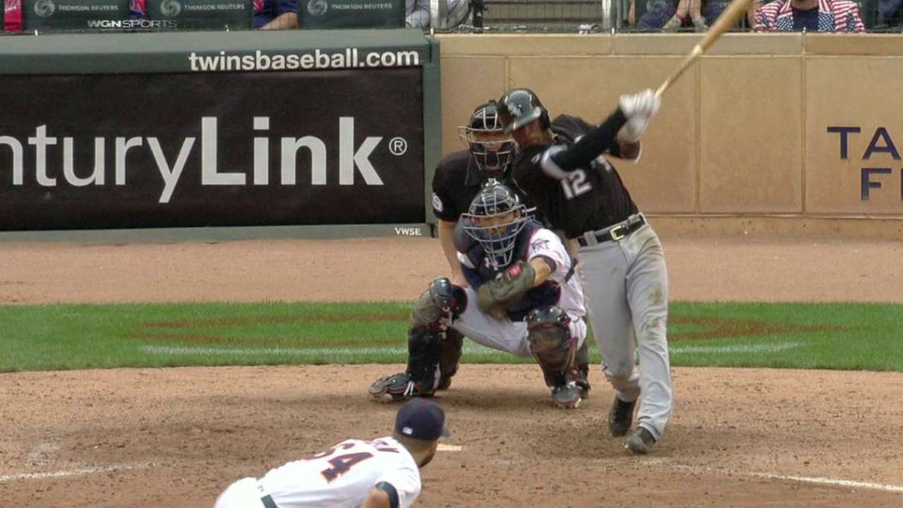 White Sox outlast Twins in 12-inning slugfest