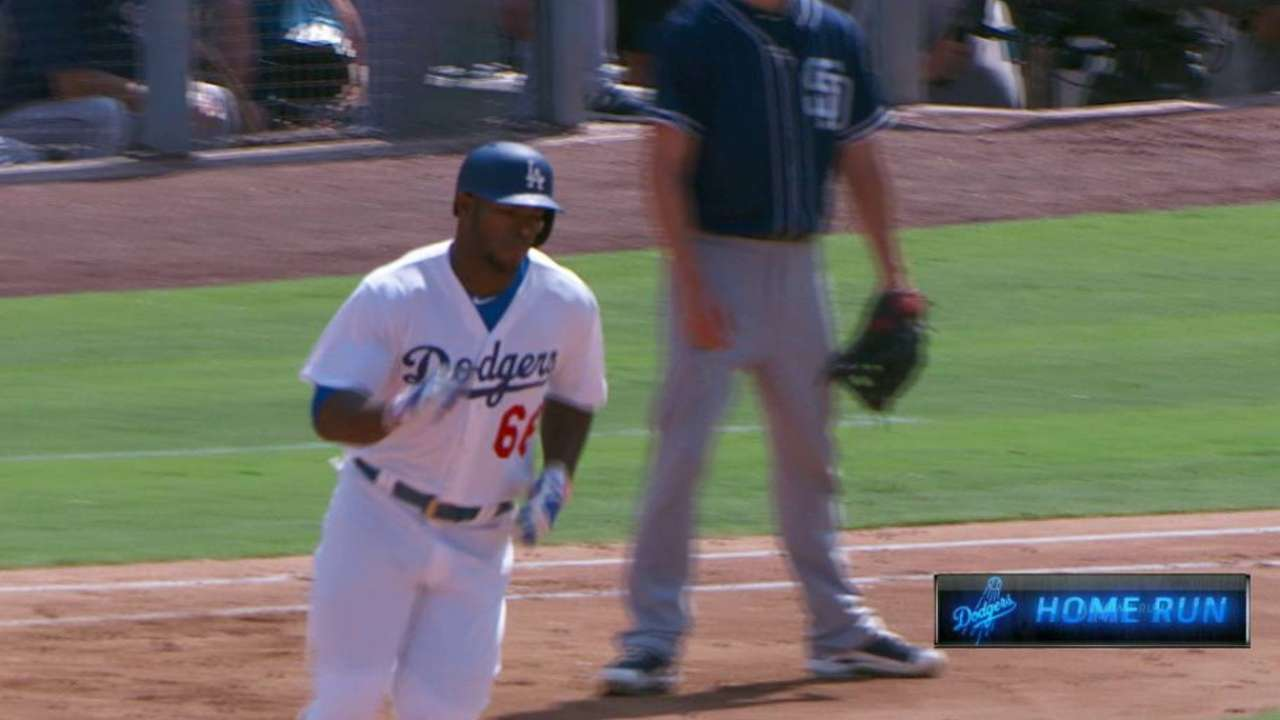 Puig may start more than originally expected
