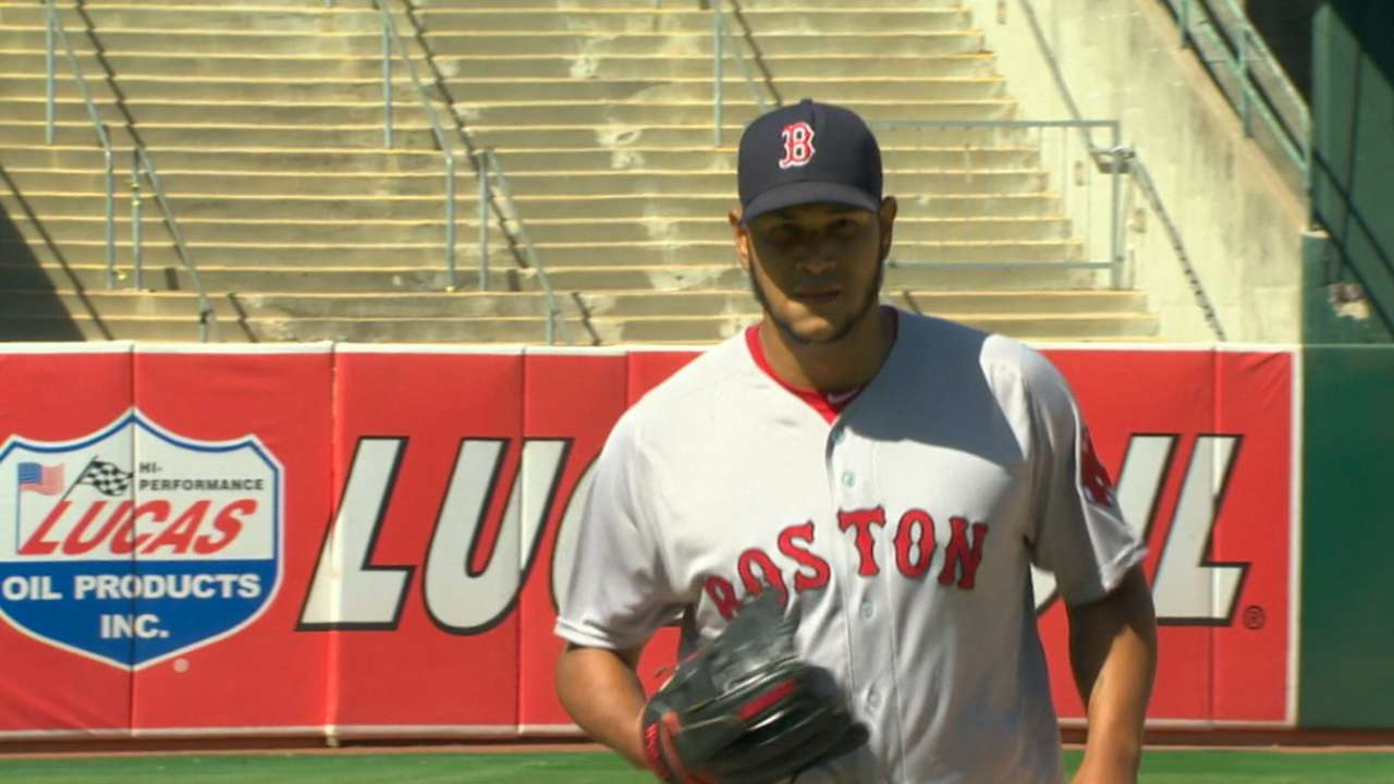Rodriguez's dominant outing