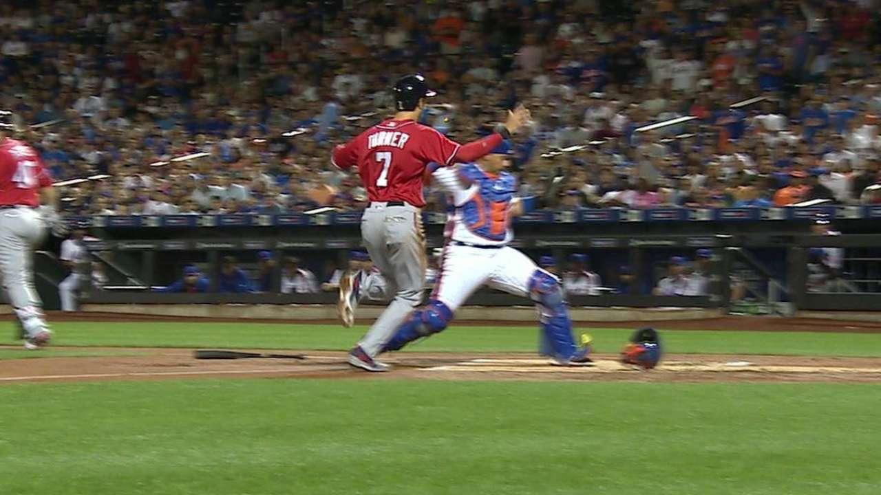 Lugo escapes 1st-inning jam