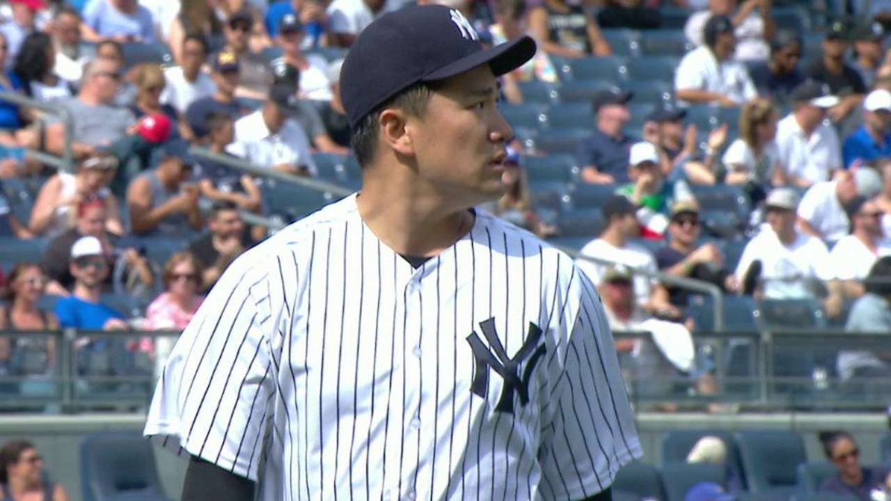 Tanaka fulfilling huge expectations