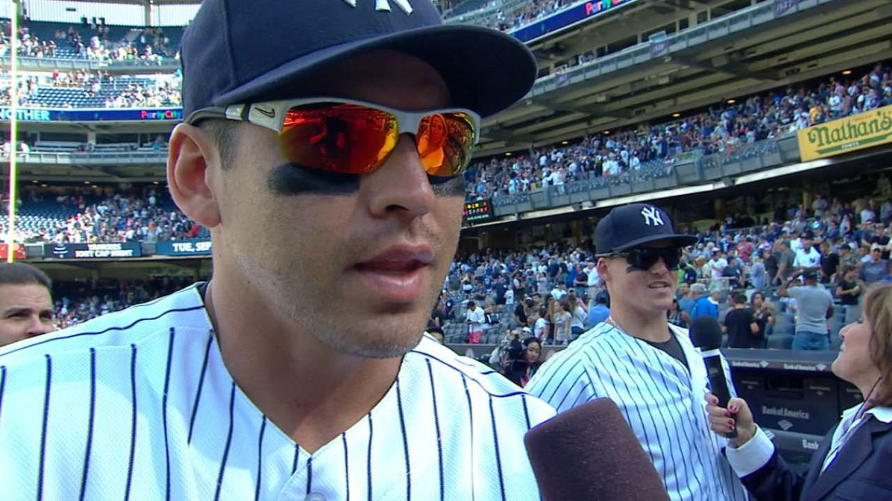 Ellsbury, back in lineup, is difference-maker