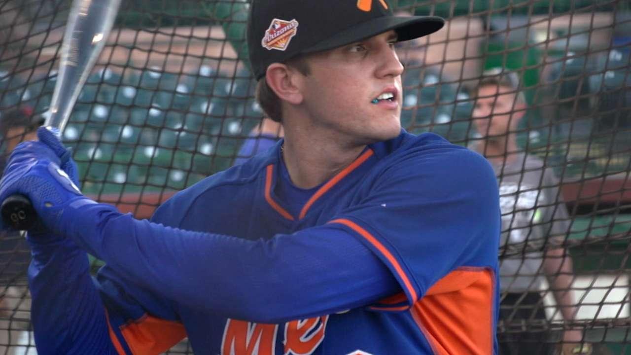 Cecchini, Nimmo highlight Mets' callups