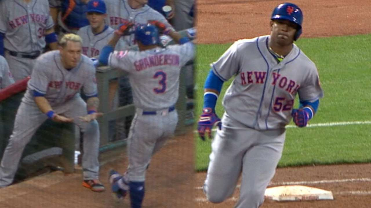Suc-Ces! Yo's HR leads Mets to 4th straight win
